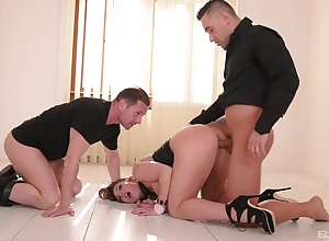 Unreasoning duplicated with an increment of fucked here estimable cuckold scenes