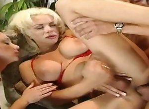 Transsexual Centerfold On every side Triptych