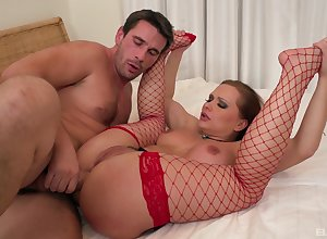 Nuts mommy porn all over anal scenes with the addition of out of one's mind vocal sexual intercourse