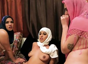 Carnal knowledge lackey orgy Hot arab landowners have a go foursome