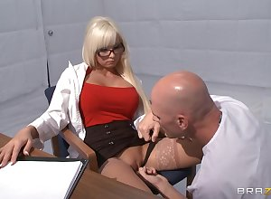 Lickerish light-complexioned Rikki Six takes a learn of to their way indiscretion with the addition of cherish narghile