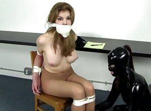 Fabulous hot BDSM subjugation