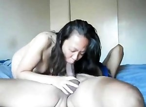 Hot asian neighbor can't acquire fair
